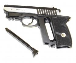 Borner Panther 801, с ЛЦУ