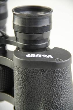 Бинокль Veber Classic БПЦ 16x50 VL черный, кожа
