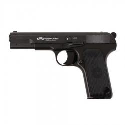 Охолощенный СХП пистолет Smersh-TT (Токарева)